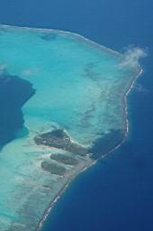 - lagon - bora-bora - polynesie francaise
