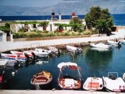 port de Kissamos - kasteli