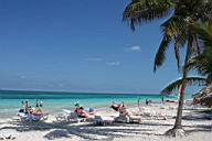 Sol Cayo Coco plage, une ile au large de Cuba