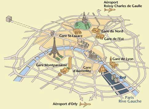 Paris Et Ses Plus Beaux Monuments De Jour Comme De Nuit